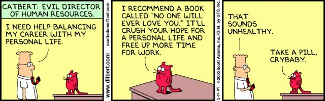 Catbert... Evil Human Resources Director | Have You Hugged ...