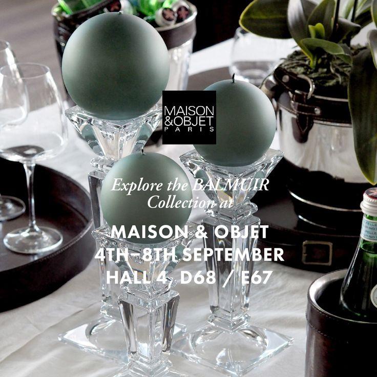 Balmuir at Maison&Objet Paris
