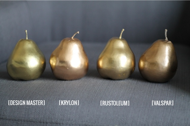 Which Gold Spray Paint Is Best?