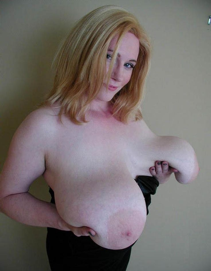 Hot floppy tits love her
