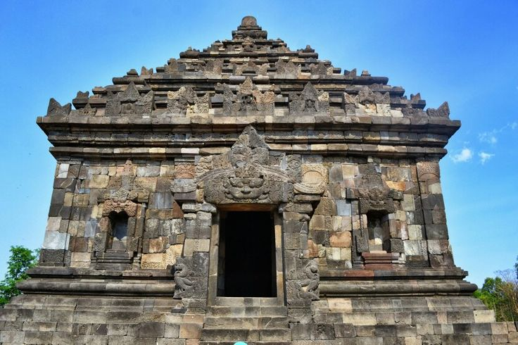 Candi ijo - beautiful temple's