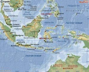 Peta Indonesia :)