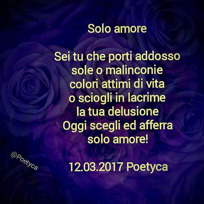 Solo amore