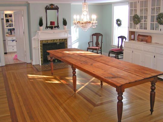 Good Questions  Mixed or Matching Chairs for this Table. Best 25  Farmers table ideas on Pinterest   Rustic dining products