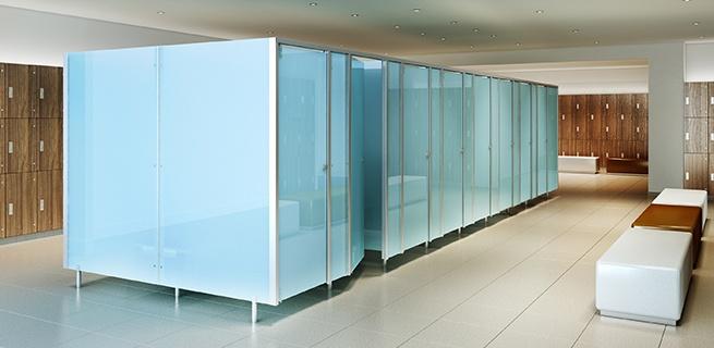 Thrislington Leisure Freestanding Glass