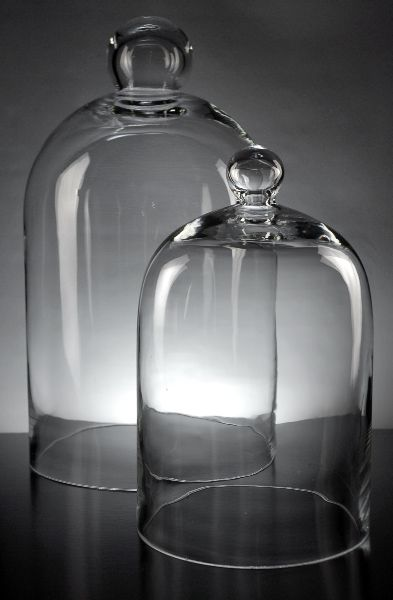 I have seen these jars for big bucks in decorator shops. Buy them for much less on this website!