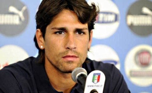 Marco Borriello:  Soccer players are sexxy!