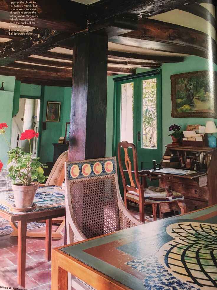 9x9 Room Design: Pin By Angela M. Rago On Bloomsbury Group In 2020