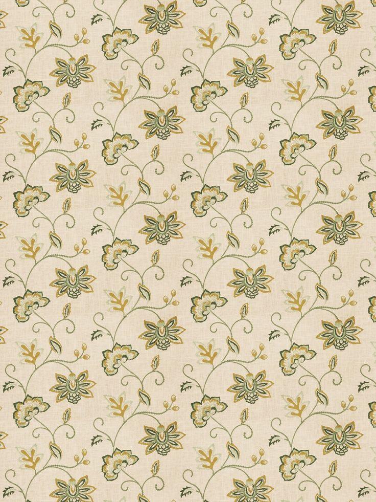 Merveilleux Fabricut Ripoli Cypress 5771002 By Charlotte Moss