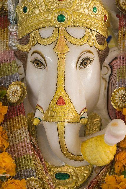 Ganesha - Akloli Temple