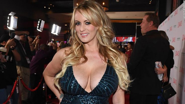 """Late Tuesday night, porn star Stormy Daniels (aka Stephanie Clifford) sued President Donald Trump in California court -- alleging that he never actually signed a """"hush agreement"""" over an alleged sexual relationship between the two, making the agreement null and void."""
