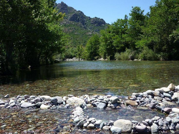 Tizarella - rivier bij camping Tizarella