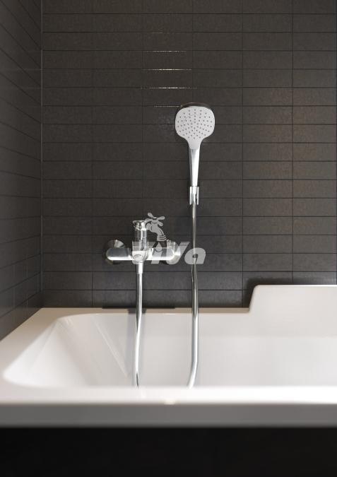 sprchový set Hansgrohe Croma Select E 1 prúd