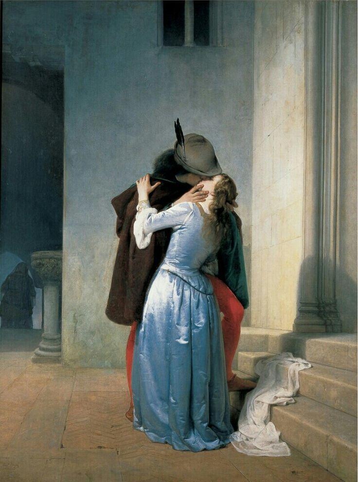 Francesco Hayez - Il bacio - Terza versione, 1867