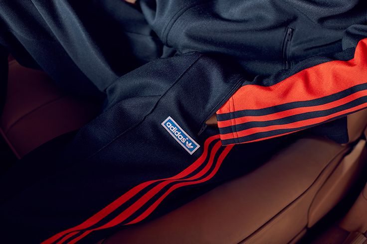 adidas Originals Will Be Re-Releasing A '70s Tracksuit