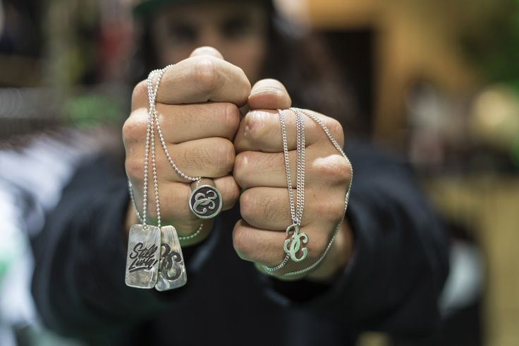 """Third Chapter """"Dog Tags, Pendent & 3C Ring"""""""