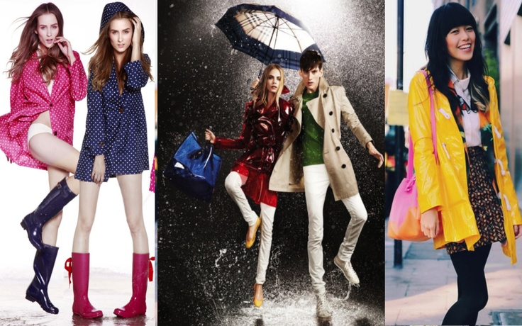 Tips to Stay Stylish this Rainy Weather: Colorful Rain coat – Spread the Magic