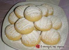 Γευστικά μπισκότα βανίλιας