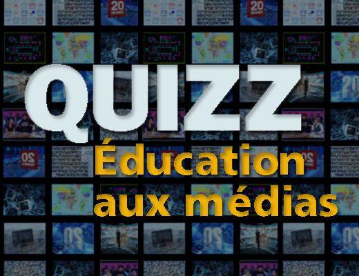 En partenariat avec la Ligue de l'enseignement et les Ceméa, francetv éducation vous propose un quizz dédié à l'éducation aux médias.