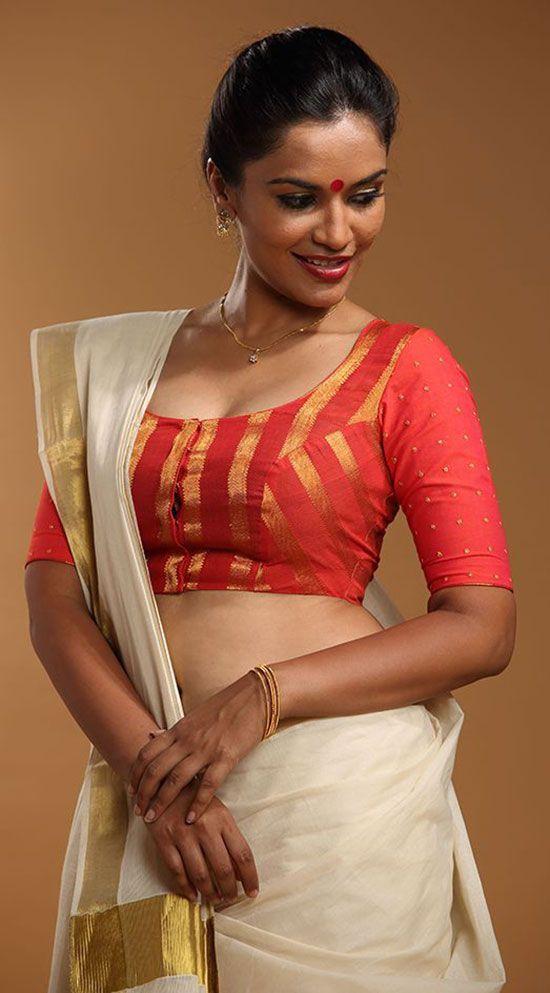 Desi Indian Classical Dance Navel Desi Blouses Belly Button Shirt Blouses
