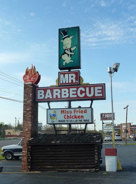 Mr. Barbecue......Winston Salem, North Carolina