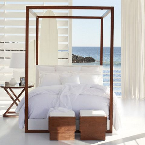 Best 25+ Modern canopy bed ideas on Pinterest | Canopy for bed, Canopy  bedroom and 4 post bed