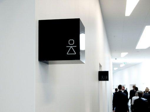 Stockholm Design Lab: Bella Sky Identity #StockholmDesignLab #tipografia #wayfinding #segnaletica #gd #grafica