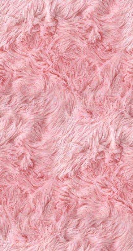 pink fur background.