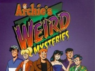 Archie's Weird Mysteries - watched it before I got on the bus in the mornings