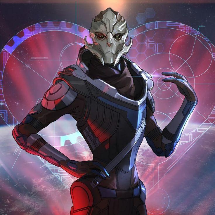 Mass Effect Andromedas Newest Squadmate Profile: Vetra Nyx
