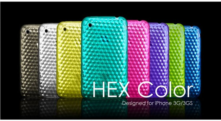 HEX Color Collection for iPhone 3G/3GS