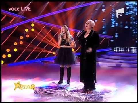 "Serena Rigacci feat. Monica Anghel - Celine Dion si Barbra Streisand - ""..."