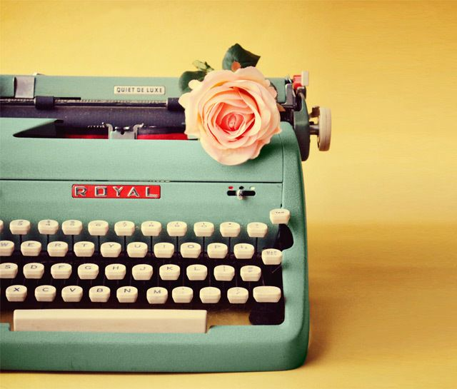 67 best images about T... Vintage Typewriter Paper Photography