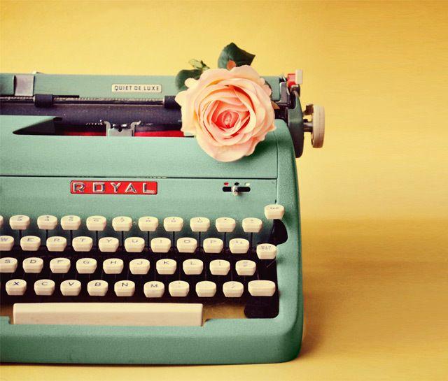 Typewriter published in 101Woonideeën, 2012 september. Photographer: Pan Stadlberger