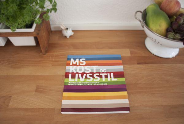 MS, KOST & LIVSSTIL by Kasper Vestergaard, via Behance