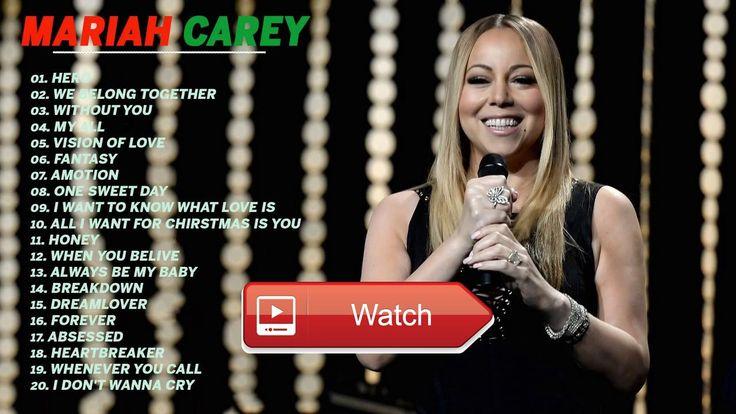 Mariah Carey Greatest Hits Full Album Best Songs Of Mariah Carey Playlist  Mariah Carey Greatest Hits Full Album Best Songs Of Mariah Carey Playlist