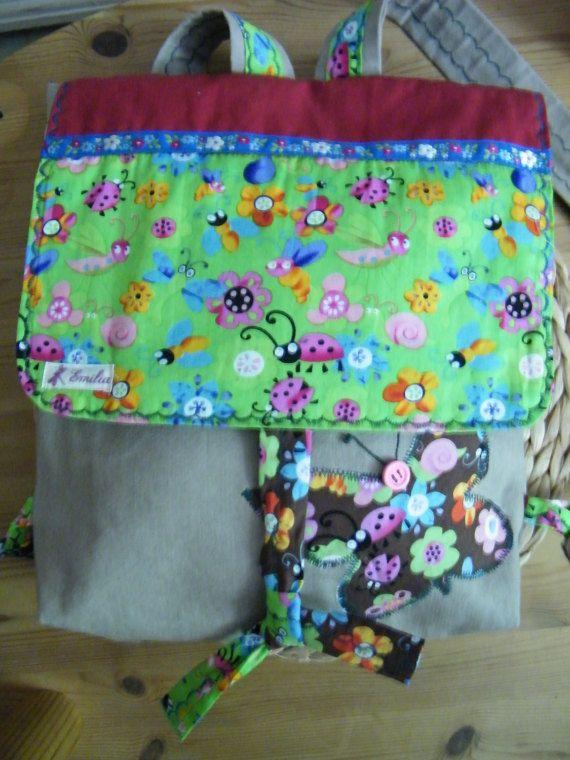 Wunderschöner Rucksack von EmiliaDesign1 auf Etsy
