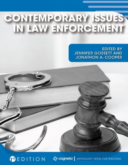 Contemporary Issues In Law Enforcement Indiana University Of Pennsylvania Law Enforcement Contemporary