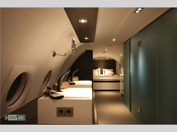 Airplane Suite, Netherlands.