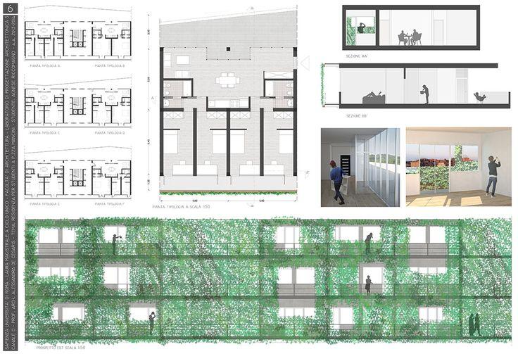 Oltre 1000 immagini su elaborati architettura su pinterest beautiful inviti a cena e studi - Tavola valdese progetti approvati 2015 ...