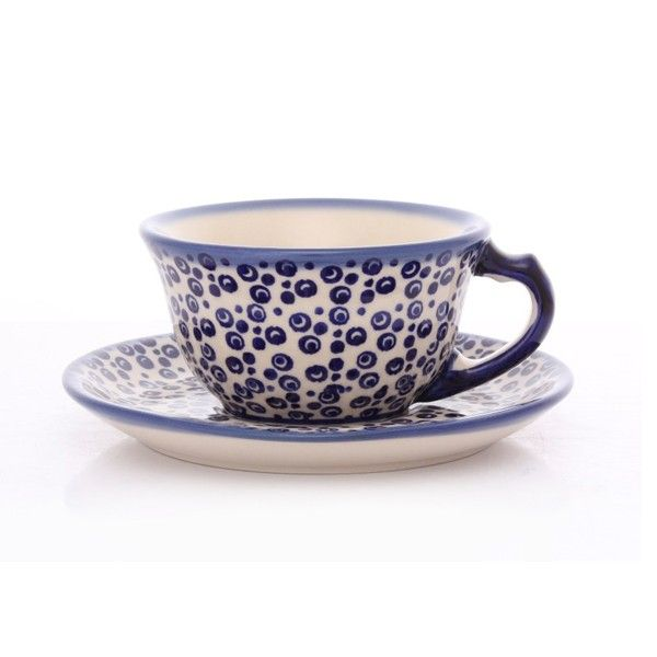 CUP E WITH SAUCER | MAGD