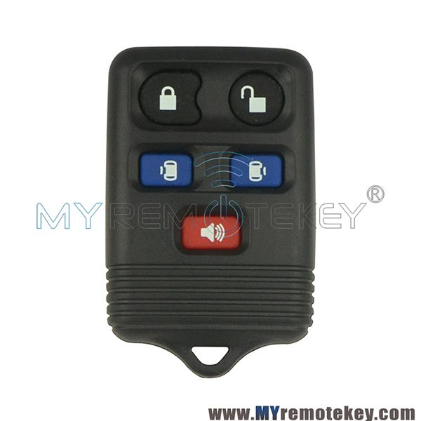 Remote Key Fob For Ford Freestar Ford Windstar Cwtwb1u551 5 Button