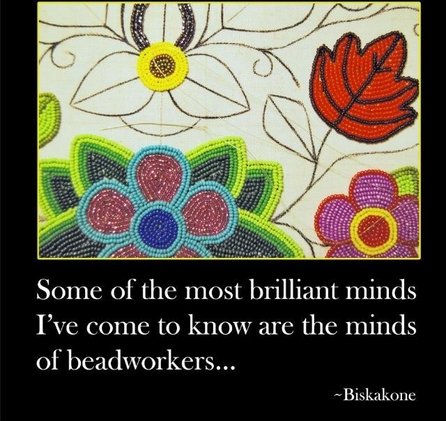 Beadwork!