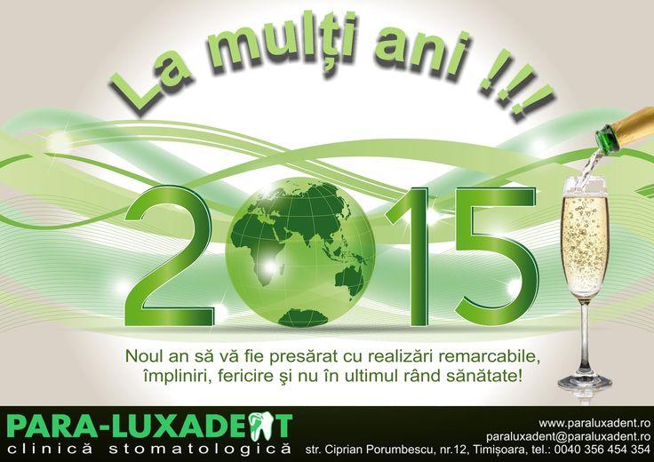 Un An Nou Fericit !!!...