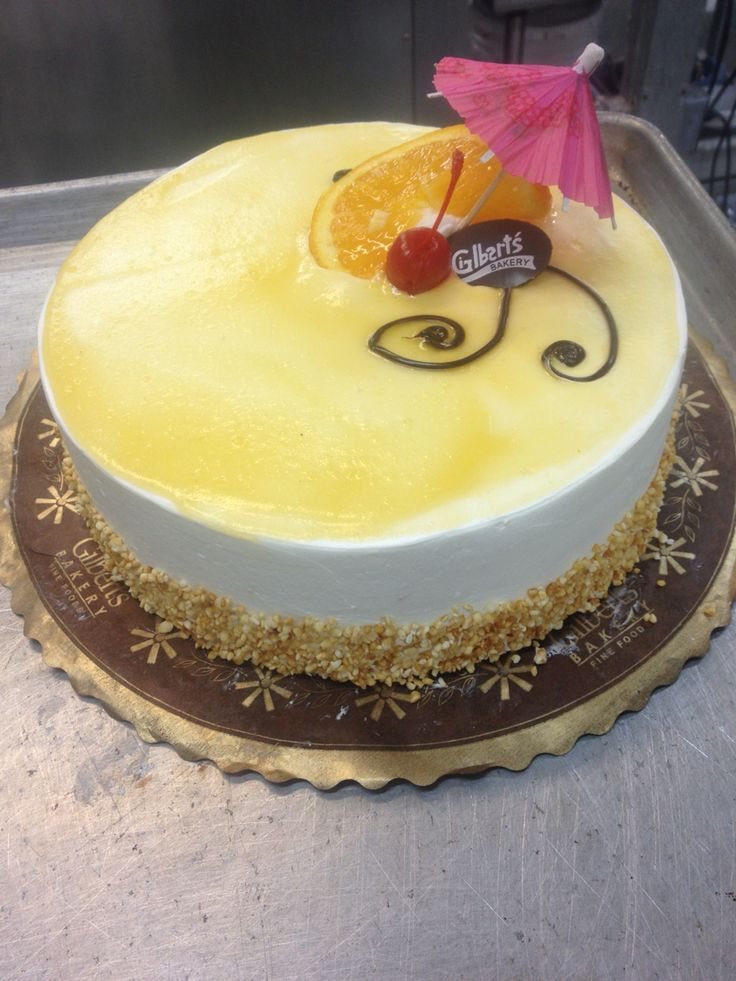mango room tropical passion forward mango rum passion cake with ...