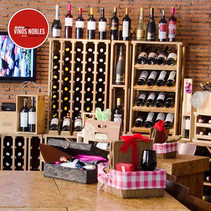 Consejo importante: Lee las etiquetas, esto ayuda mucho cuando vamos a escoger un vino y nos orienta sobre qué comida servir, de acuerdo a las proporciones entre el grado de alcohol, azúcares, taninos y ácidos #VinosNobles