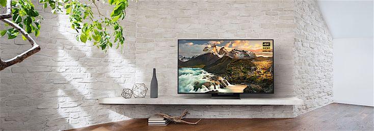 Sony 4K HDR LCD TV'leri 7000$'dan Başlayacak!
