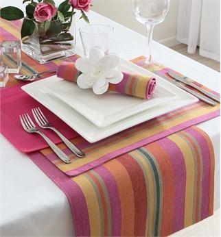 Pillow Talk - Maui Table Linen