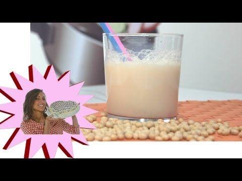 Latte di Riso - Le Ricette di Alice - YouTube