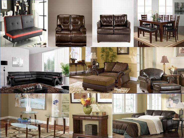 Designer Living Room And Dining Room Furniture Collection